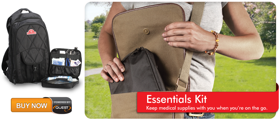 Vital Pak Essentials Kit Buy Now